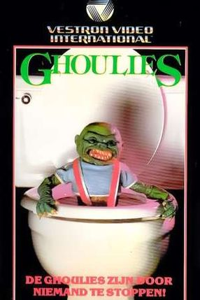 Poster: Ghoulies
