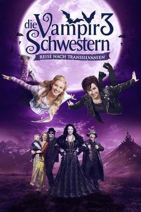 Poster: Die Vampirschwestern 3 -Reise nach Transsilvanien