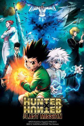Poster: Hunter x Hunter - The Last Mission