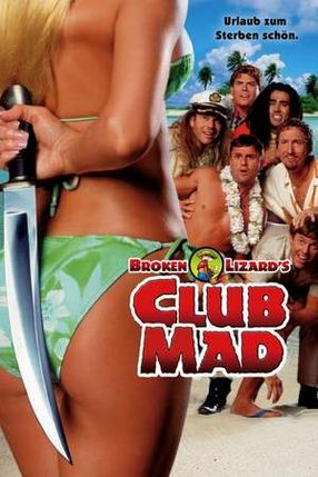 Poster: Club Mad