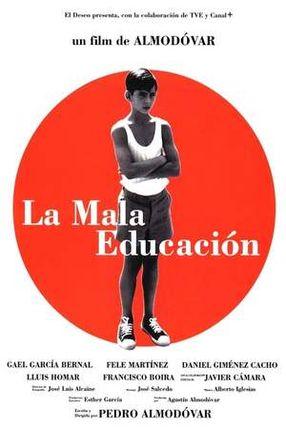 Poster: La Mala Educación - Schlechte Erziehung