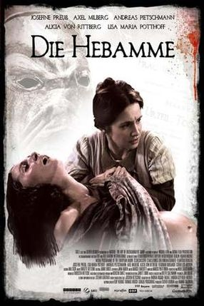 Poster: Die Hebamme