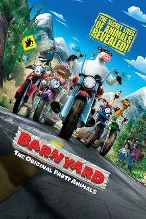 Poster: Der tierisch verrückte Bauernhof