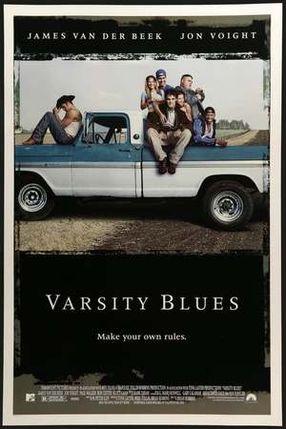 Poster: Varsity Blues