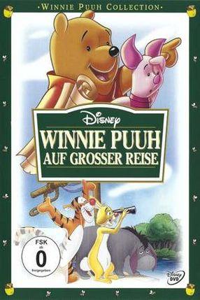 Poster: Winnie Puuh auf großer Reise