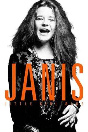 Poster: Janis: Little Girl Blue