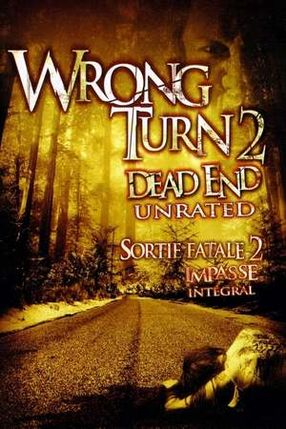 Poster: Wrong Turn 2: Dead End