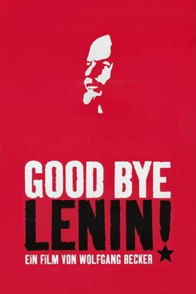 Poster: Good bye, Lenin!