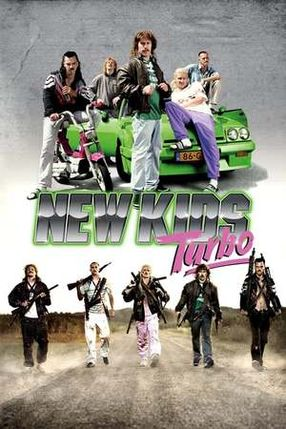 Poster: New Kids Turbo