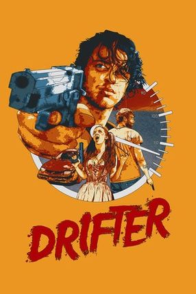 Poster: Drifter - Live in Fear