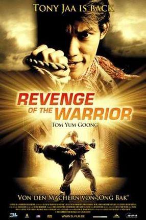 Poster: Revenge of the Warrior