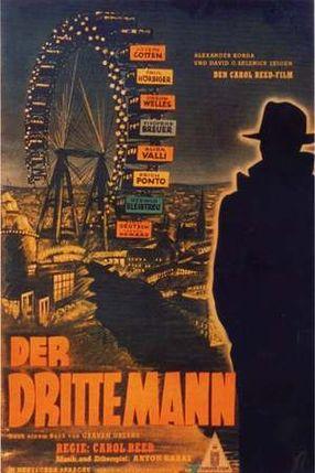 Poster: Der dritte Mann