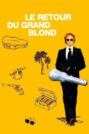 Poster: Der große Blonde kehrt zurück