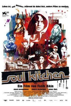 Poster: Soul Kitchen