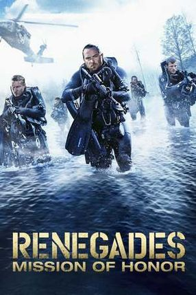 Poster: Renegades - Mission of Honor