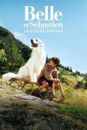 Poster: Sebastian und die Feuerretter