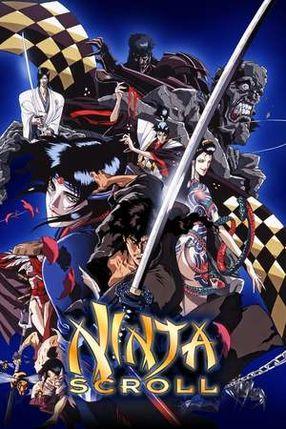 Poster: Ninja Scroll