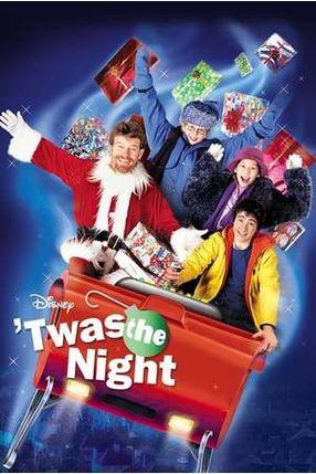 Poster: Wenn der Weihnachtsmann persönlich kommt