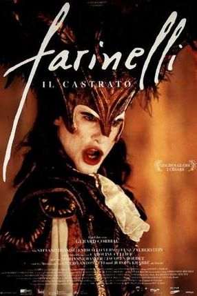 Poster: Farinelli