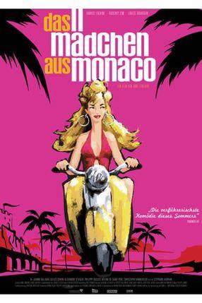 Poster: Das Mädchen aus Monaco