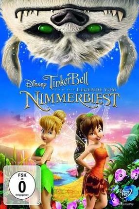 Poster: Tinkerbell und die Legende vom Nimmerbiest