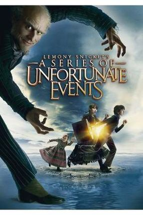 Poster: Lemony Snicket -  Rätselhafte Ereignisse