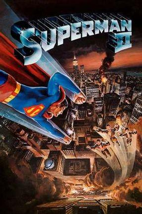 Poster: Superman II - Allein gegen alle