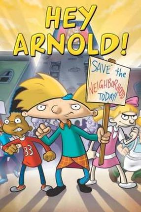 Poster: Hey Arnold!