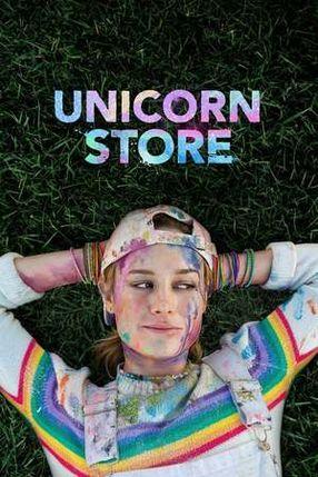Poster: Unicorn Store