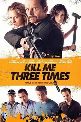 Poster: Kill Me Three Times - Man stirbt nur dreimal