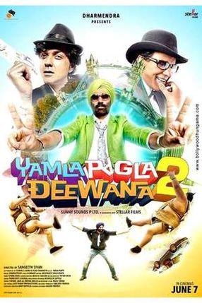 Poster: Yamla Pagla Deewana 2