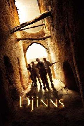 Poster: Djinn - Dämonen der Wüste