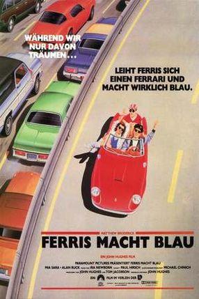Poster: Ferris Macht Blau