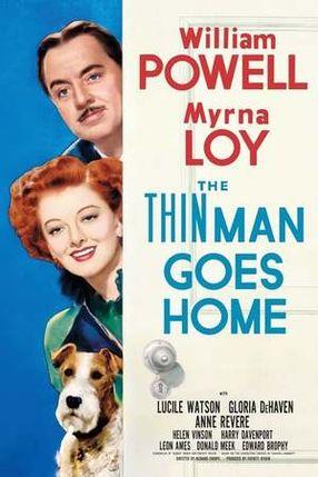 Poster: Der dünne Mann kehrt heim