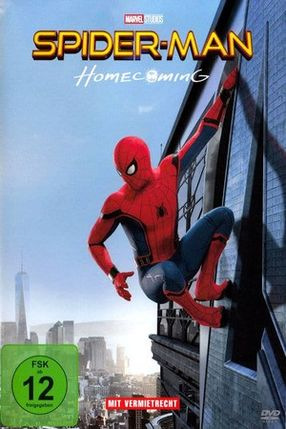Poster: Spider-Man: Homecoming