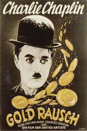 Poster: Goldrausch