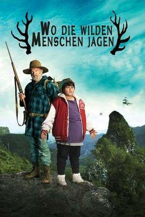 Poster: Wo die wilden Menschen jagen