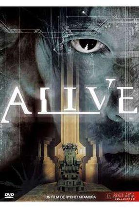 Poster: Alive - Der Tod ist die bessere Alternative