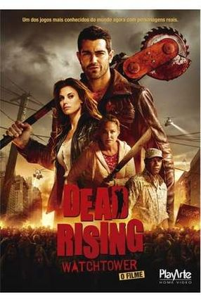 Poster: Dead Rising: Watchtower