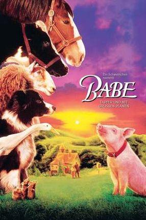 Poster: Ein Schweinchen namens Babe