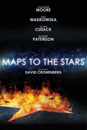 Poster: Maps to the Stars