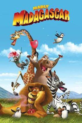 Poster: Verrücktes Madagascar