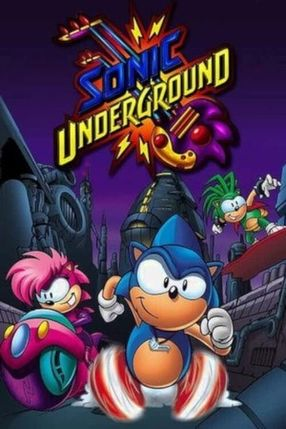 Poster: Sonic Underground
