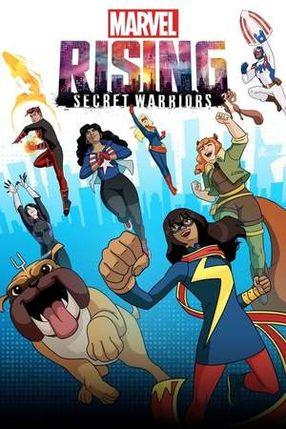 Poster: Marvel Rising: Secret Warriors