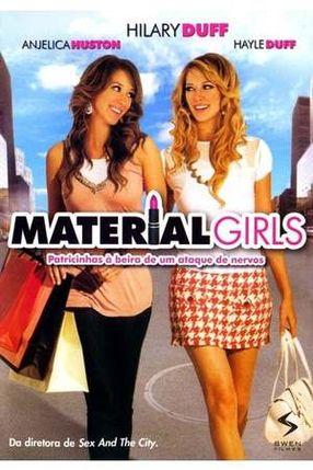 Poster: Material Girls