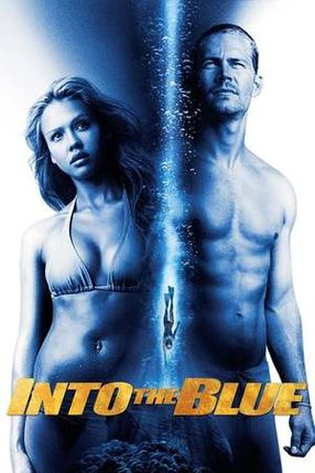 Poster: Into the Blue