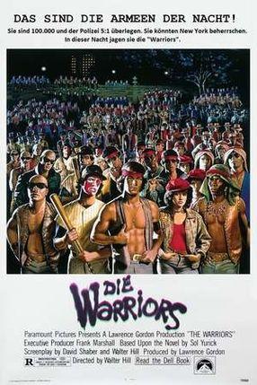Poster: Die Warriors