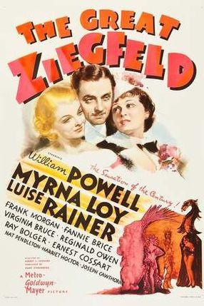 Poster: Der große Ziegfeld
