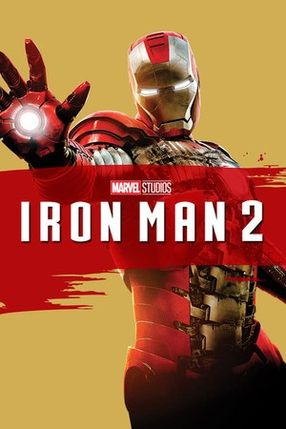 Poster: Iron Man 2