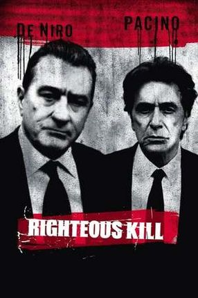 Poster: Kurzer Prozess - Righteous Kill